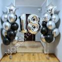 Воздушные шары на 18 лет