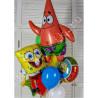 Воздушный шар Спанч боб и Патрик