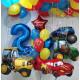 Шары на 2 года мальчику (большой набор)