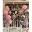 Воздушные шары с енотом