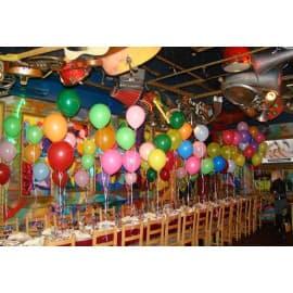 оформление шариками на день рождения