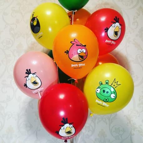 Шарики Angry Birds (энгри бердз)