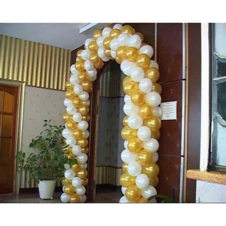 Арка из шариков на выпускной