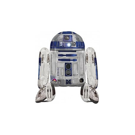 "Ходячая фигура ""R2D2"" (Звездные войны)"