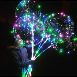 Светящиеся шары на палочке (Баблс)