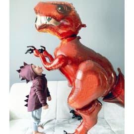 Ходячий шар: Динозавр Тирекс