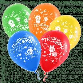 """Воздушные шарики """"Три кота"""""""