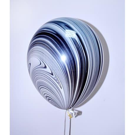 Воздушные шарики: Агаты. Черно-белые