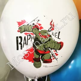 Воздушные шарики: Черепашки ниндзя