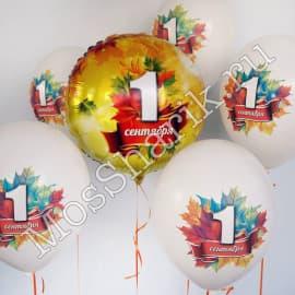 """Воздушные шарики """"1 сентября"""""""