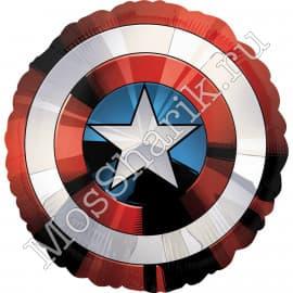 Воздушный шарик, Джамбо: Мстители, Щит (капитан Америка)