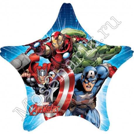 Воздушный шарик, Джамбо: Мстители (звезда)