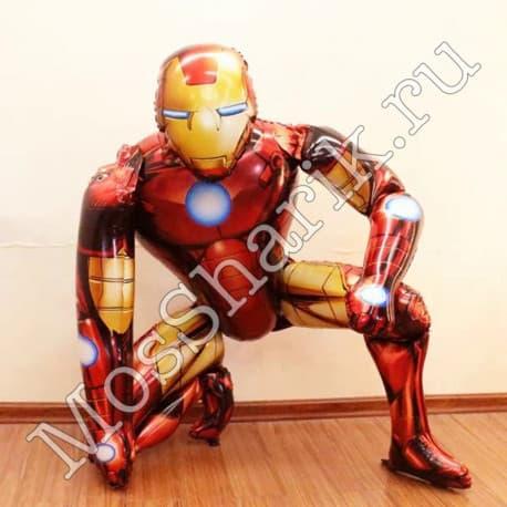 Ходячий воздушный шарик: Железный человек (мстители, Marvel)