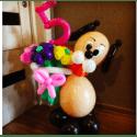 Фигуры из шаров на день рождения